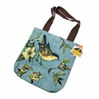 Regal Tiger Tapestry Tote Carry-All Bag ~ Artist Joseph Hautman