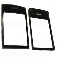 Screen Lens Front Glass Cover Repair For Blackberry Pearl 3G 9100 9105 Black