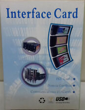 PCMCIA 3 Firewire Ports 1394a Cardbus Interface Card Laptop NEW