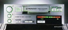 PIONEER Excellent KX-E20 Centrate,Component,Kex,Kpx,Cdx,Kp,Keh,Kx,Gm,Kp