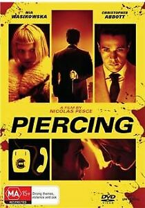 Piercing(DVD, 2019) Australian stock