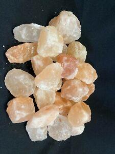 Salzkristalle 3kg für Sauna Raumklima Aufgussschale