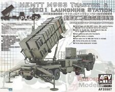 1/35th HEMTT M983 Tractor & M901 Patriot PAC-2 model kit by AFV Club 35S87