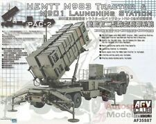 1/35th HEMTT M983 Tractor & M901 Patriot PAC-2 model kit by AFV Club 35S87