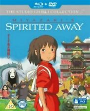 Spirited Away Blu-ray DVD Region 2