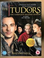 THE TUDORS: SEASON 2 ~ Royal Crown Henry VIII British TV Series UK DVD BNIB
