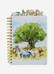 Disney's Winnie the Pooh Hundred Acre Wood Tabbed Journal, NEW