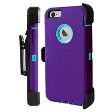 Defender iPhone 6 6S & iPhone 6+ 6S Plus Case (Belt Clip fit Otterbox Defender)