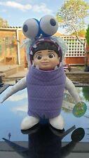 Disney Pixar Monsters Inc Talking Boo Doll By Hasbro 2000 Vintage Rare Plush Toy