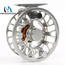 MaxCatch Fliegenrolle HVB 5/6 GS