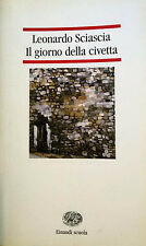 Il Giorno della Civetta di Leonardo Sciascia - Einaudi Scuola