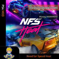 Need for Speed: Heat (PS4 Mod)- Money Boost (game is not included)