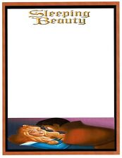 Sleeping Beauty Stationery Paper 26 Sheets