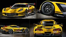 2015 CHEVY CORVETTE C7-R POSTER 24 X 36 INCH Looks Awesome! Z06 C6 C7