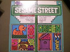 The Peter Pan Chorus sings songs from Sesame Street Record