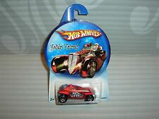 2007 HOT WHEELS  ''HOLIDAY HOT RODS'' =  RD-04  = RED   5sp