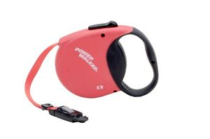Power Walker Retractable Leash For Kittens And Cats red  xs new nip
