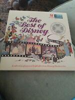 Record Album LP The Best of Disney Double  VG