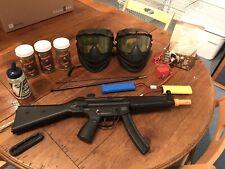 New listing Game Face PGT21B / GF5A2 AEG Carbine Airsoft Gun 400 FPS Bundle