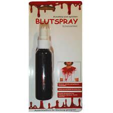 60ml Kunstblut zum Sprühen Blut-spray für Kleidung sieht aus und fließt wie Blut