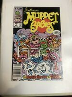 Muppet Babies (1985) # 1 (NM) Canadian Price Variant CPV ! Rare !