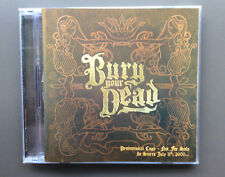 BURY YOUR DEAD Beauty And The Breakdown 2006 11 Tracks Like NEW Promotional Copy