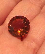 13.65 Ct Large Honey Zircon Rare Stone Natural Gem Stone Pendant Ring Necklace