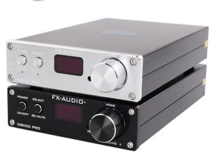 Pro Wireless Bluetooth Support USB AUX Optical Digital Coaxial Pure FX Amplifier
