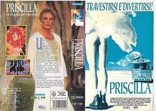 PRISCILLA LA REGINA DEL DESERTO (1994) vhs ex noleggio COMMEDIA