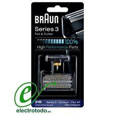 Braun Series 3 Combi Pack Contour 31B 5000 NEGRO