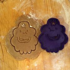 Adventure Time - Lumpy Space Princess cookie cutter -1pcs-Plastic 3dprinted