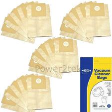 20 x E67, e67n, H55 sacchetti polvere per Lervia KH1400 kh98 ASPIRAPOLVERE