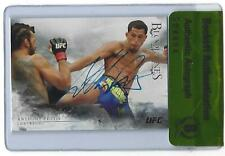 Anthony Pettis Signed 2014 Topps UFC Bloodlines Card #121 BAS Beckett COA Auto'd