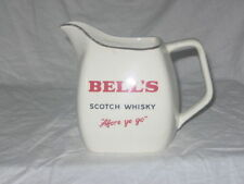 Bell's Whiskey Jugs&Pitchers Barware