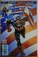 CAPTAIN AMERICA #44b (2009 MARVEL Comics) ~ VF/NM Book