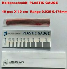 Rod Main Bearing Plastic Gauge Clearance strips Flexigauge Plastigage 50009880KS