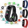 Smart Watch Bracelet Fitness Activity Tracker Blood Pressure HeartRate M3 Jl