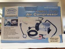 Ring RAC900 100psi 12v Heavy Duty Car Van 4x4 Tyre Inflator Air Compressor Pump