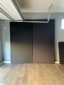 Foldable V-Flat Black/WhitePhotography Board
