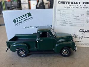 Danbury Mint 1953 Chevrolet Pickup