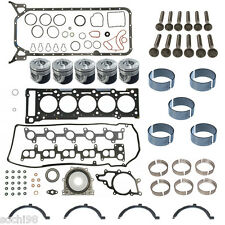 Engine Rebuild Kit for 04-06 OM647 2.7 Dodge Freightliner Sprinter