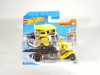 Hot Wheels HW Metro Fast-Bed Hauler Short Card NEW NOC