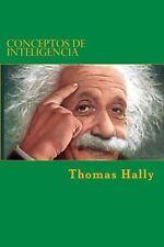 USED (LN) Conceptos de Inteligencia: Ensayos sobre la inteligencia (Spanish Edit