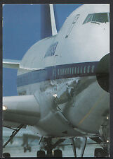 Aviation Postcard - Lufthansa Boeing 747-200 Aeroplane  BH3045