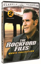 The Rockford Files: Movie Collection: Volume 2 [New DVD] 2 Pack, Snap Case