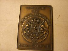 """Z 47 MEDAILLE """"A. CALIFICE"""" C84."""
