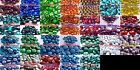 50 PCS MOSAIC GLASS GEMS NUGGETS GLOBS MOSAIC TILES VASE FILLERS CRAFTS PROJECTS
