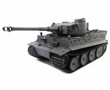 1:16 Mato German Tiger I Rc Tank Early Version 2.4Ghz Airsoft 100% Metal Grey