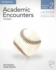 USED (GD) Academic Encounters Level 2 Student's Book Listening and Speaking with