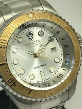 Invicta Reserve Hydromax GMT Silver Dial Stainless Steel Men's Watch 16961